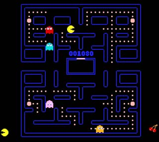Jeu d'arcade - Pacman