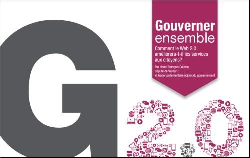 Rapport Gautrin - Gouverner ensemble (mai 2012)