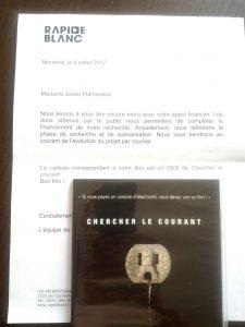 Sociofinancement - Projet Le fleuve Saint-Laurent