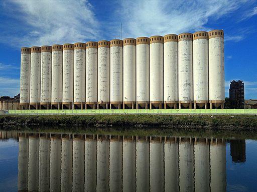 silos, Riachuelo