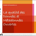 Commission européenne - Formation en ligne sur la qualité des données ouvertes