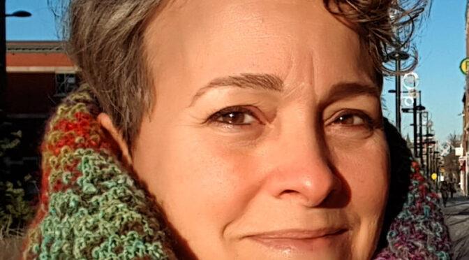 Josée Plamondon, cyber bibliothécaire en liberté